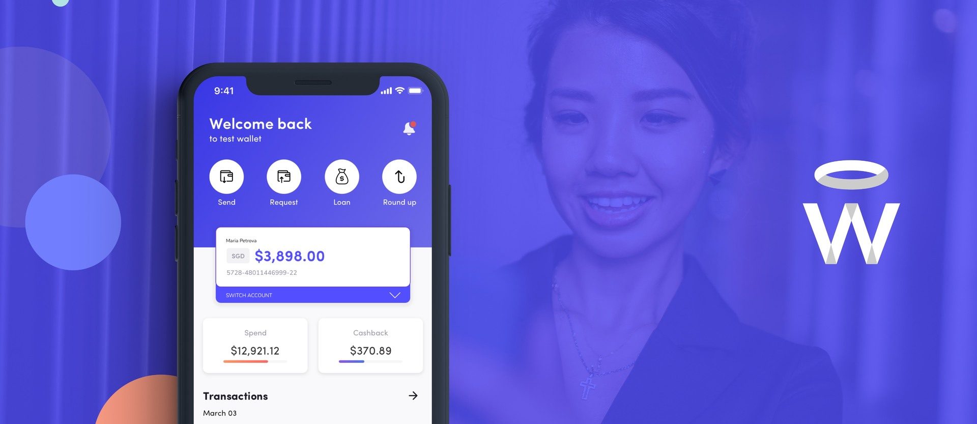 HolyWally - White Label Digital Wallet Solution